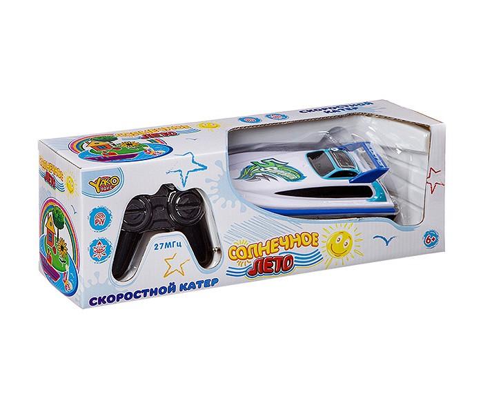 Купить Радиоуправляемые игрушки, Yako Солнечное лето Катер на радиоуправлении М90316