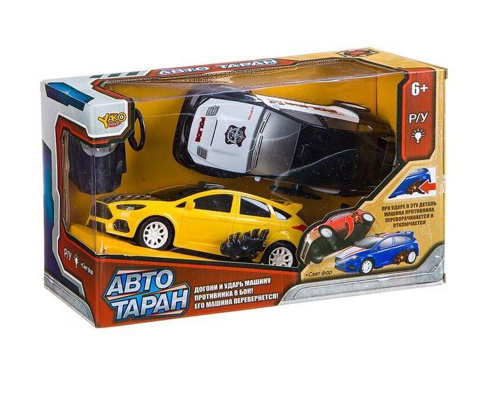 Yako Набор радиоуправляемых машин АвтоТаран М86721