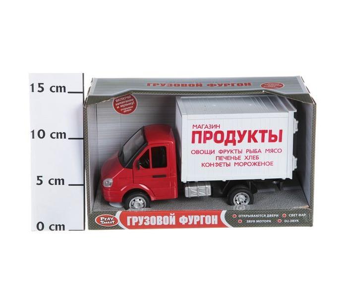 Машины Play Smart Инерционный грузовик Продукты машины play smart инерционный грузовик продукты