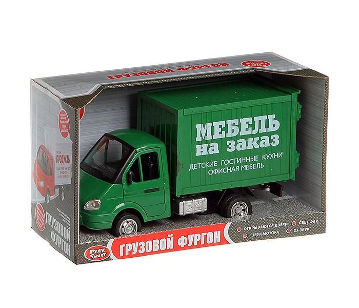 Машины Play Smart Инерционный грузовик Мебель на заказ