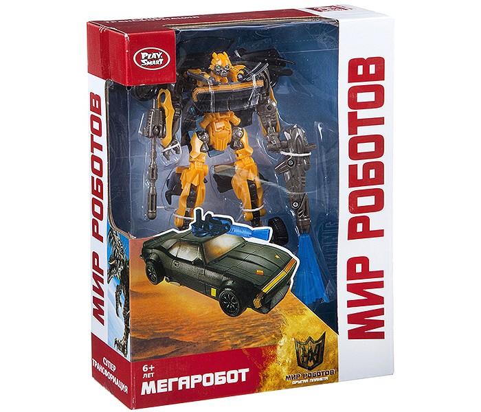 Play Smart Мир роботов Трансформер