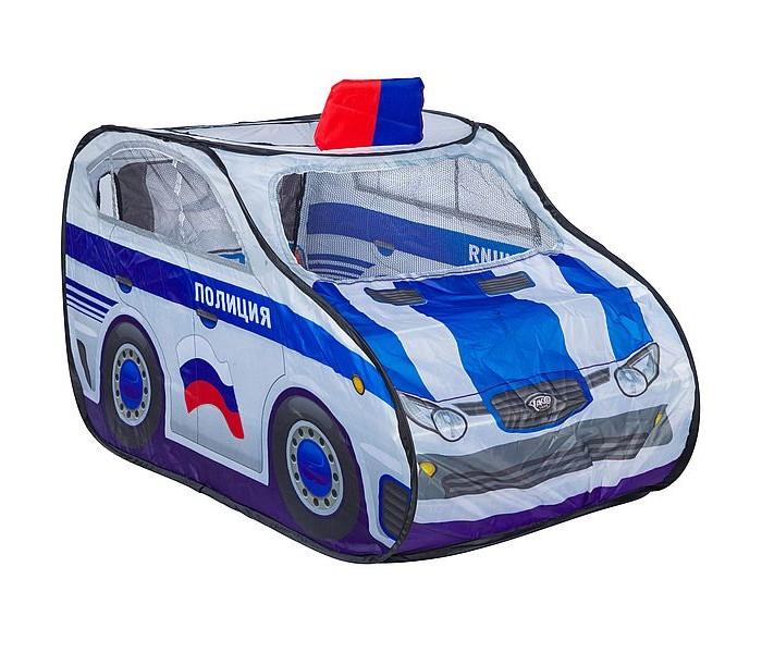Yako Солнечное лето Игровой домик Палатка-полицейская машина Ф85770