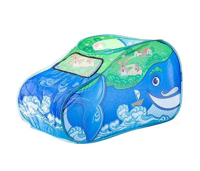 Yako Игровой домик-палатка Чудо-юдо Рыба-кит Ф87091