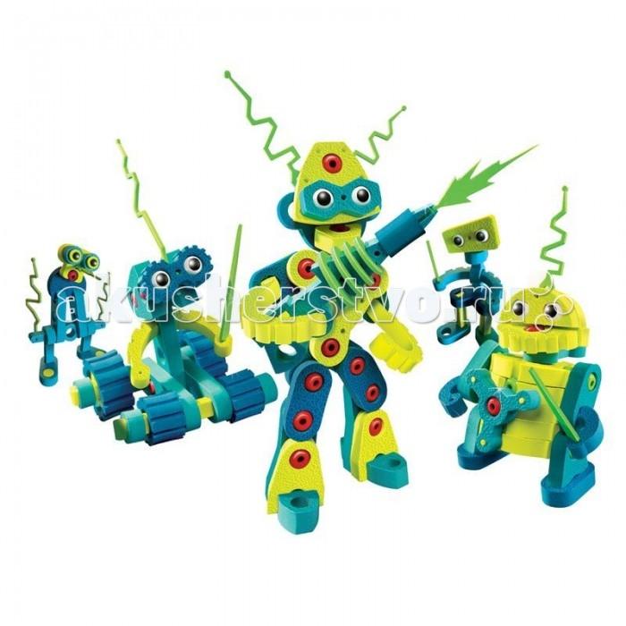 Роботы Bloco Вторжение Роботов николай боевкин вторжение