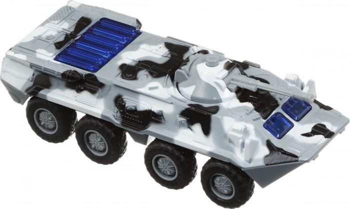 Машины Play Smart Металлическая машина Автопарк Огневая мощь