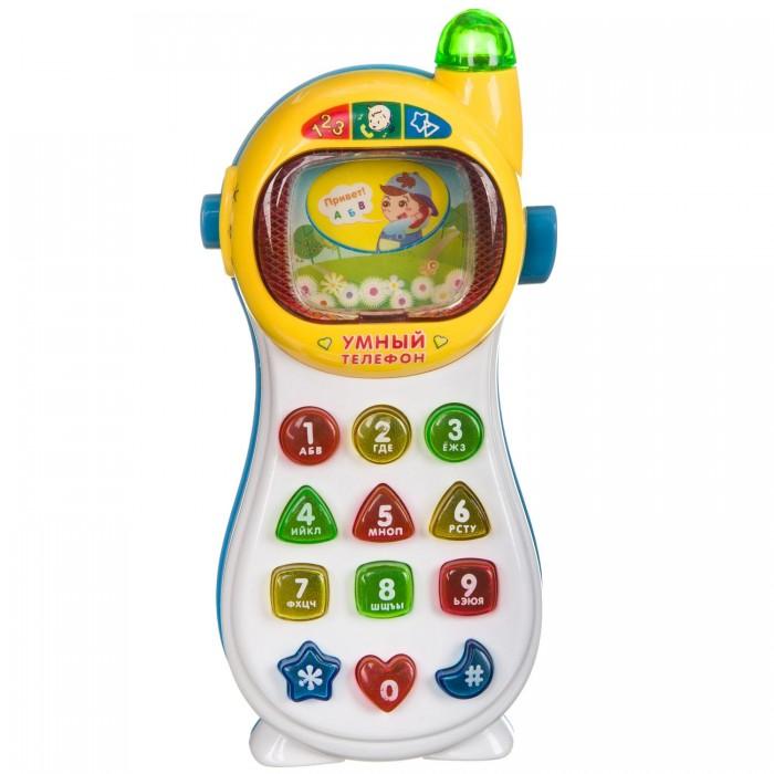 Развивающие игрушки Play Smart Умный телефон Б26662 телефон