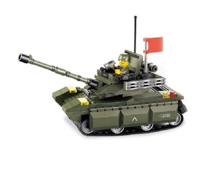 Сборные модели Play Smart Элитные войска Танк (169 деталей)