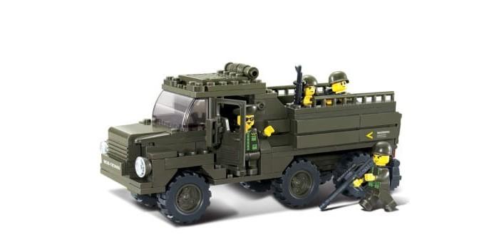 Картинка для Конструкторы Sluban Армия (230 деталей)
