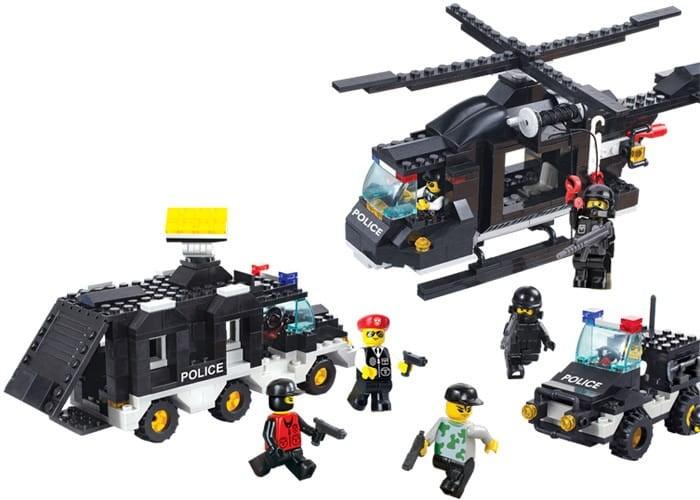 Купить Конструктор Sluban Военная полиция (499 деталей) в интернет магазине. Цены, фото, описания, характеристики, отзывы, обзоры