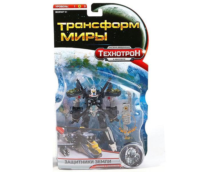 майка print bar защитники Роботы Play Smart Робот-трансформер Защитники Земли Л48106