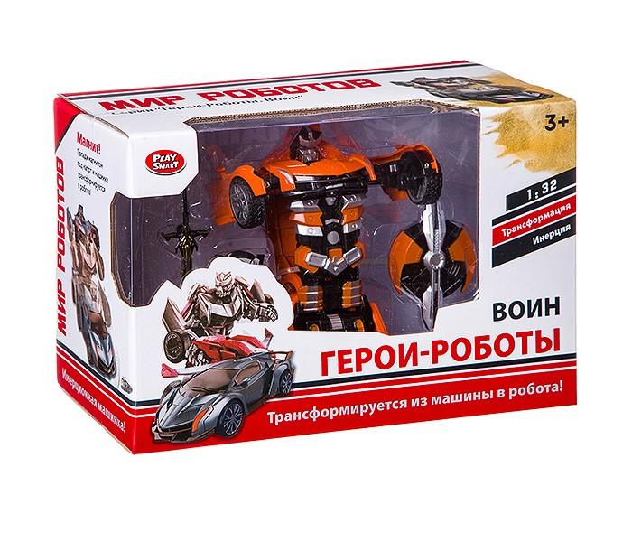 Play Smart Трансформер Герои роботы 1:32 Л87593