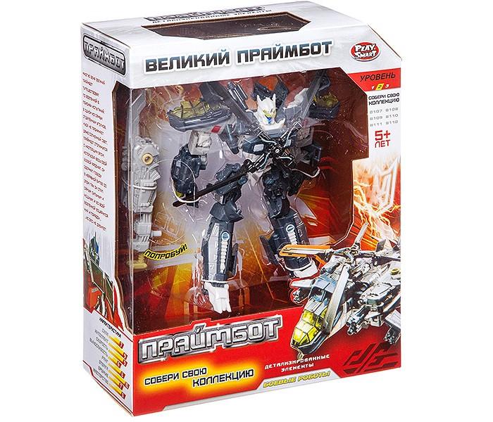 Play Smart Робот-трансформер Великий Праймбот