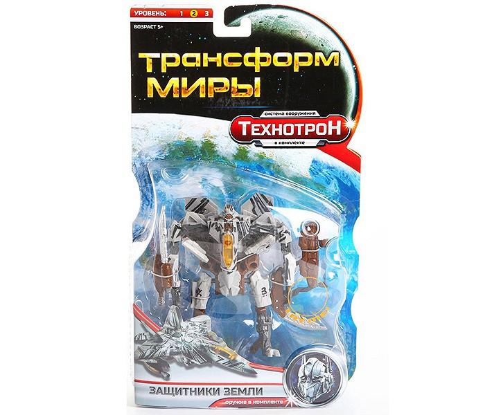 Play Smart Робот-трансформер Защитники Земли Л48107