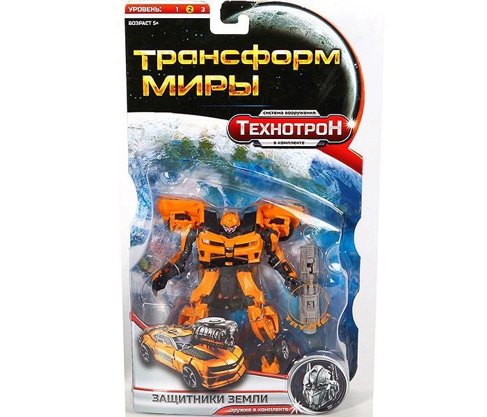 Play Smart Робот-трансформер Защитники Земли Л48103