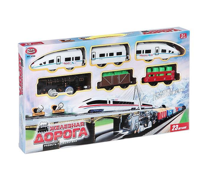 Купить Железные дороги, Play Smart Железная дорога Б59259