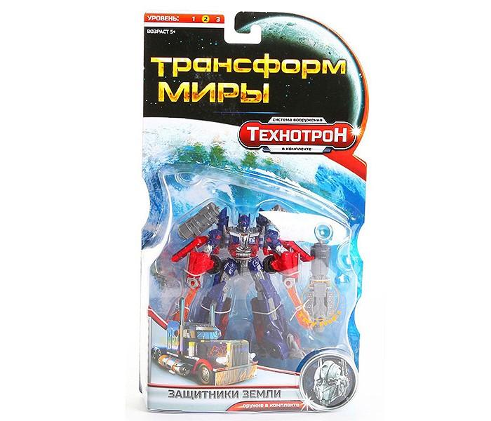 Купить Роботы, Play Smart Робот-трансформер Защитники Земли Л48102