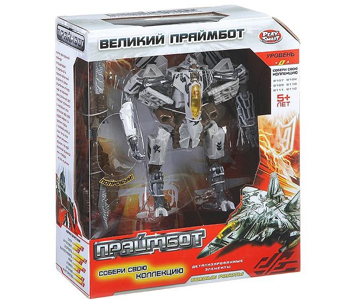 Роботы Play Smart Робот-трансформер Великий Праймбот Л59255