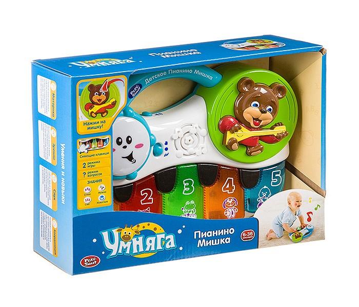 Развивающая игрушка Play Smart Умняга пианино Мишка