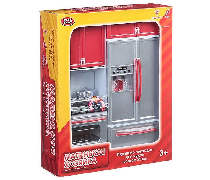 Кукольные домики и мебель Play Smart Мебель для кухни Маленькая хозяйка Д39883