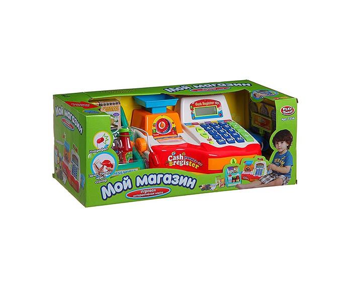 Ролевые игры Play Smart Игрушка касса Мой магазин Б45634