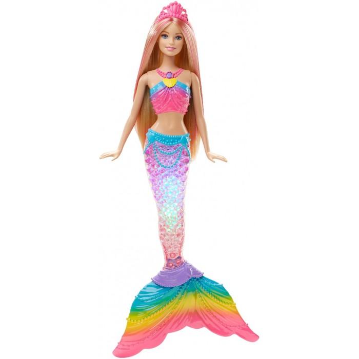 Купить со скидкой Barbie Mattel Кукла-Радужная русалочка