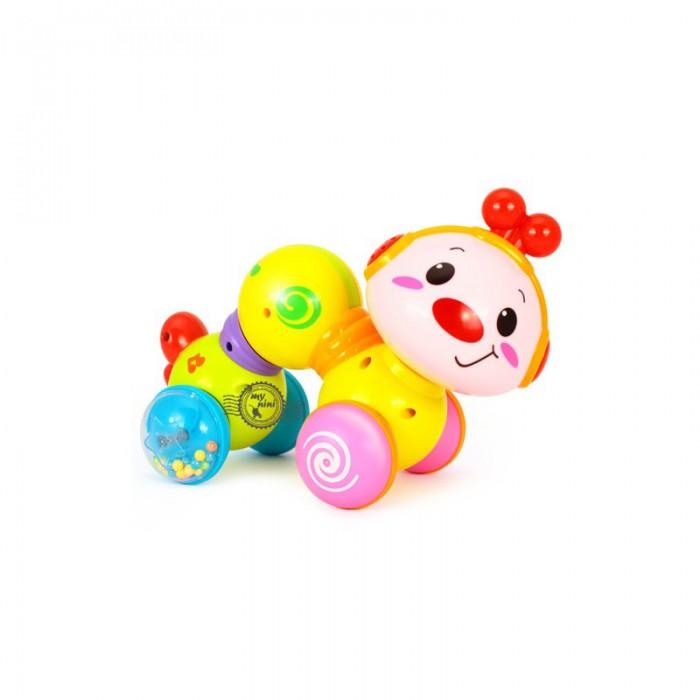 Погремушка Play Smart Счастливый червячок Расти малыш Б93842
