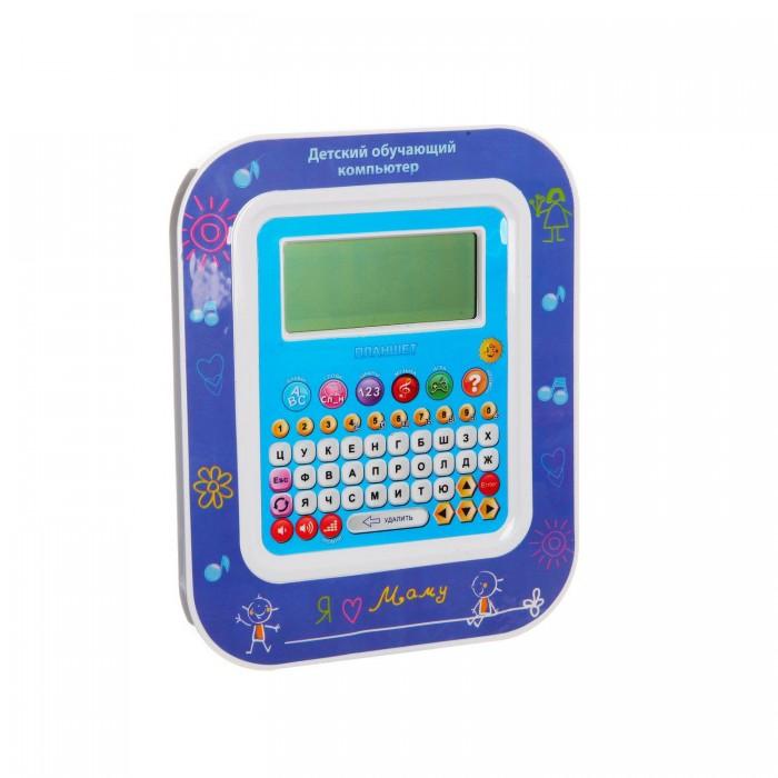 Электронные игрушки Play Smart Обучающий компьютер Планшет музыкальные игрушки top toys компьютер планшет gt8657