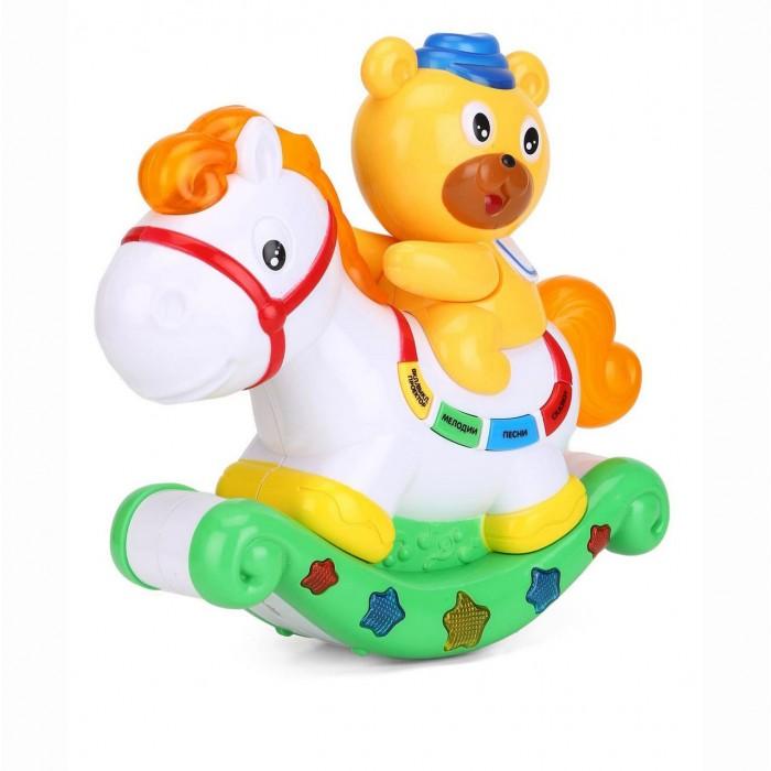 Развивающая игрушка Play Smart Медвежонок и лошадка