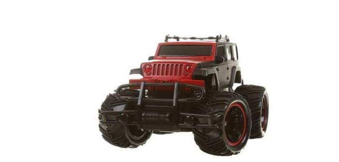 Радиоуправляемые игрушки Play Smart Джип внедорожник на радиоуправлении FullFunc Безумные гонки 1:20