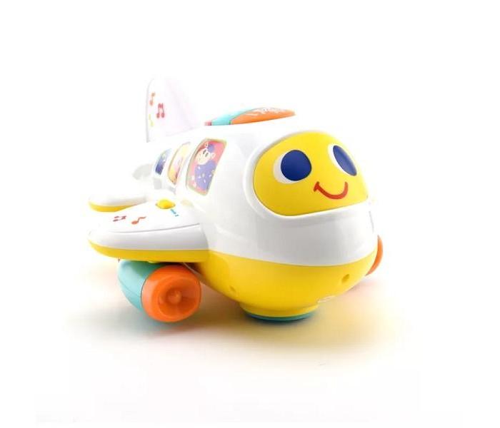 развивающие игрушки play smart умный утёнок Развивающие игрушки Play Smart Крошка самолёт Расти малыш
