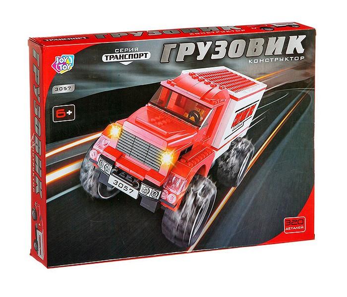Купить Конструкторы, Конструктор Play Smart машина Грузовик (320 деталей)