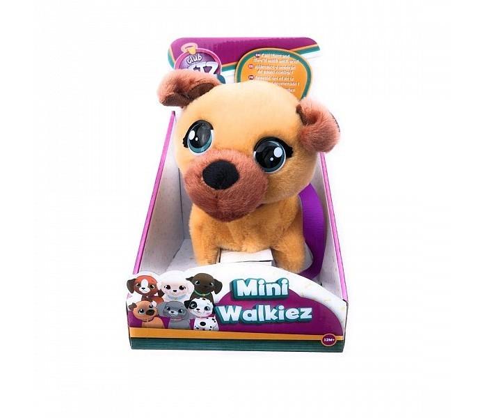 Интерактивная игрушка IMC toys Club Petz Щенок Mini Walkiez Shepherd