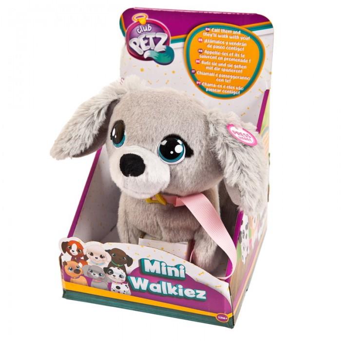 Интерактивная игрушка IMC toys Club Petz Щенок Mini Walkiez Poodle