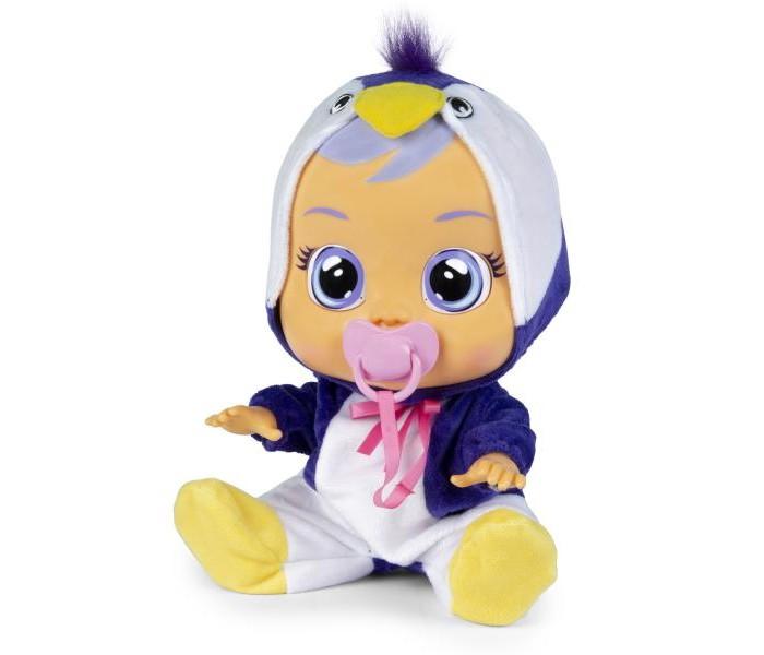 Купить Куклы и одежда для кукол, IMC toys Crybabies Плачущий младенец Pingui