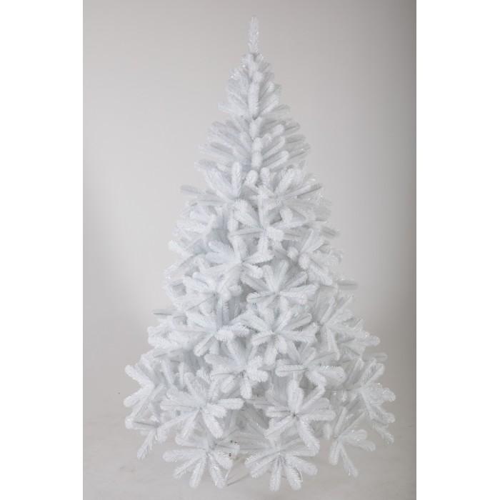 Картинка для Crystal Trees Искусственная Ель Соренто жемчужная 240 см
