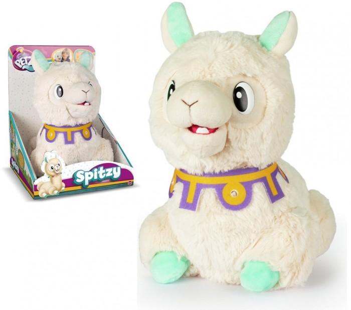 Купить Интерактивные игрушки, Интерактивная игрушка IMC toys Club Petz Лама Spitzy