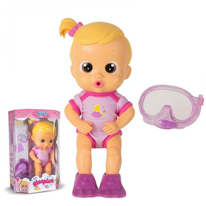 Игрушки для ванны IMC toys Bloopies Кукла для купания Луна игрушки для ванны imc toys bloopies кукла для купания коби