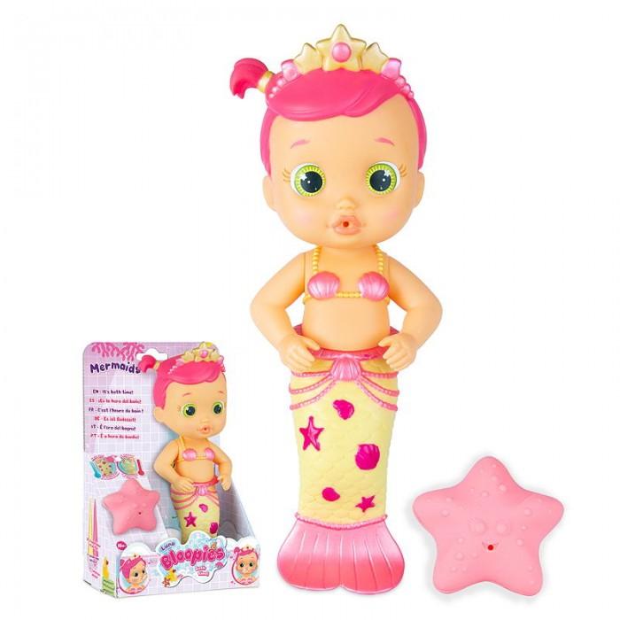 Купить Игрушки для ванны, IMC toys Bloopies Кукла русалочка для купания Luna
