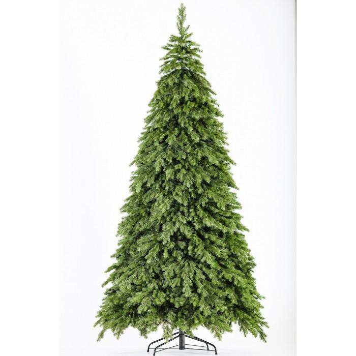 Картинка для Crystal Trees Искусственная Ель Эмили зеленая 300 см