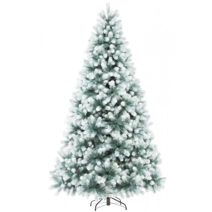 Картинка для Crystal Trees Искусственная Сосна Швейцарская снежная 250 см