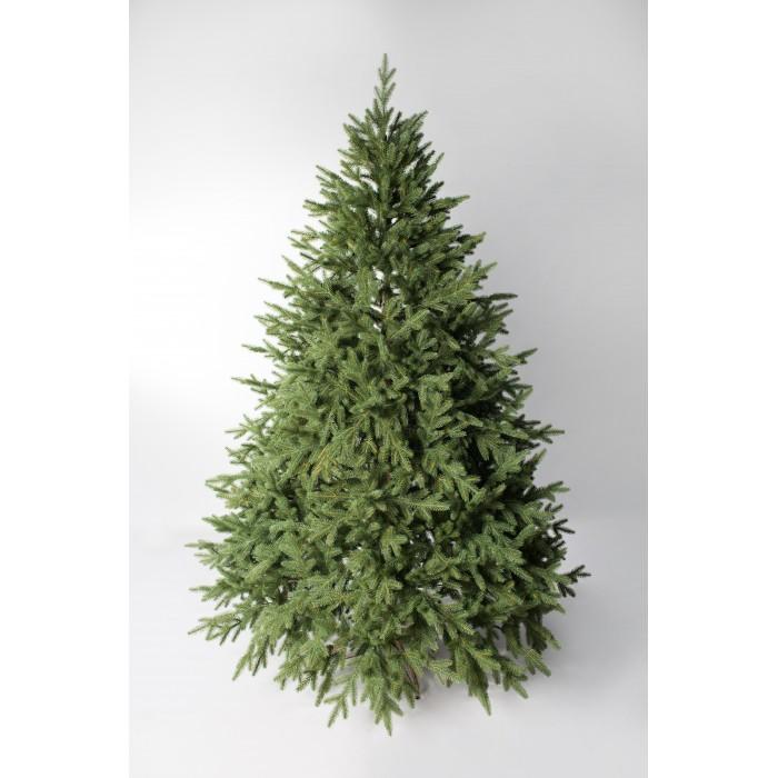 Crystal Trees Искусственная Ель Балканская 225 см KP9522