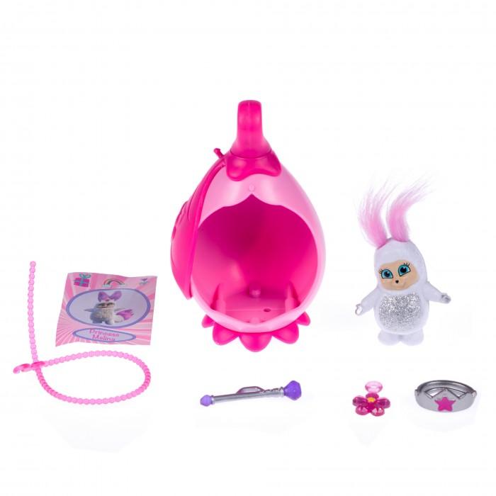 1 Toy Игровой набор Пушастик в mini коконе Bush Baby