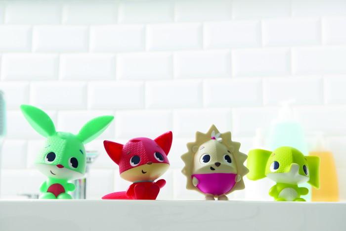 игрушки для ванны Игрушки для ванны Tiny Love Набор игрушек пищалок для ванны