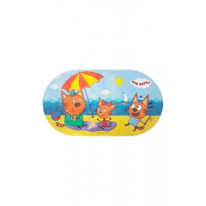 Купить Коврики для купания, Коврик Три кота для ванны Полдень