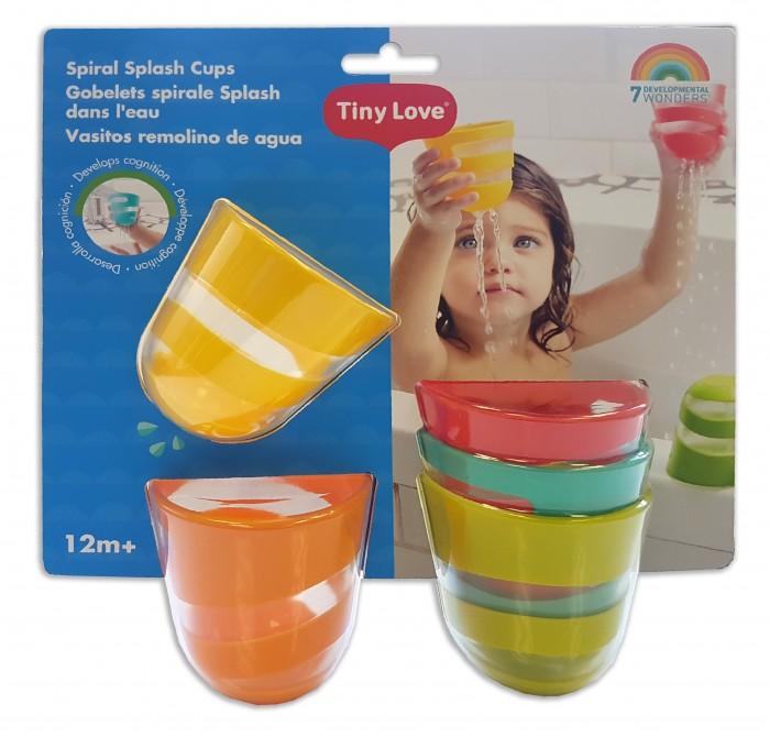 Tiny Love Набор игрушек стаканчиков для ванны 1650200458