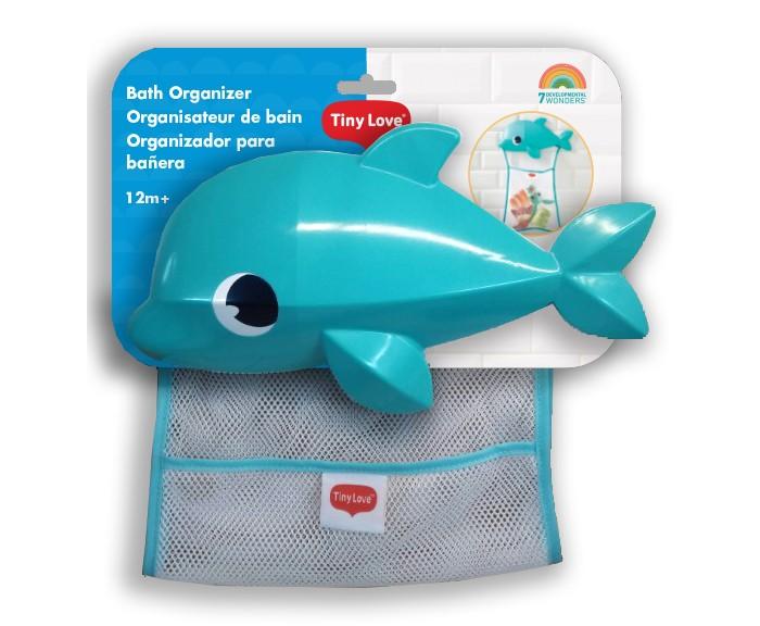 Игрушки для ванны Tiny Love Кит для хранения игрушек