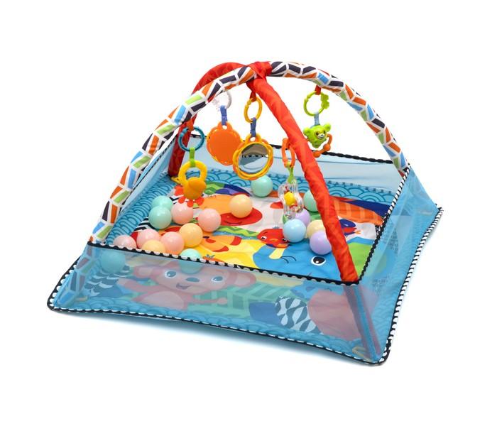 Купить Развивающие коврики, Развивающий коврик FunKids Play Ground Gym CC9038