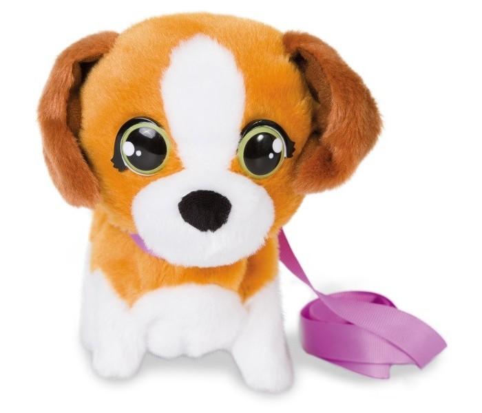 Интерактивная игрушка IMC toys Club Petz Щенок Mini Walkiez Beagle