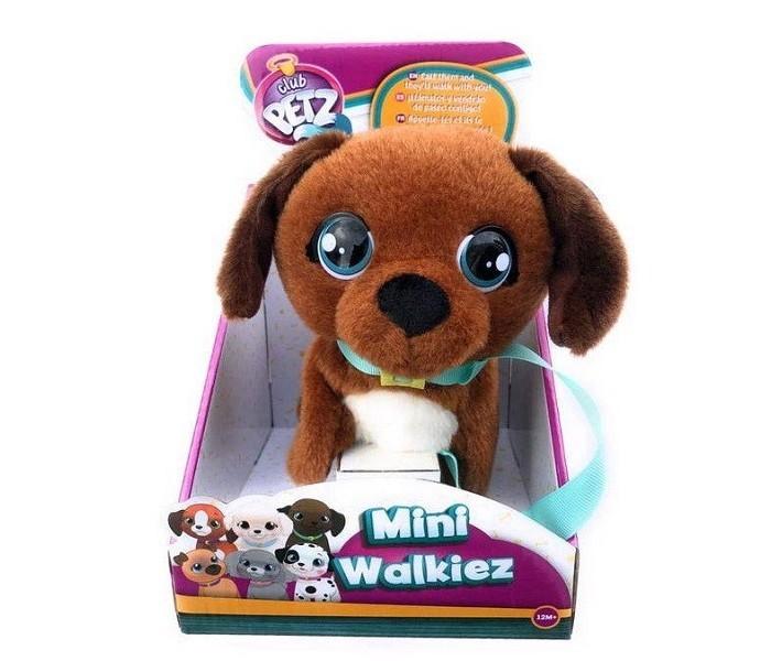 Купить Интерактивная игрушка IMC toys Club Petz Щенок Mini Walkiez Chocolab в интернет магазине. Цены, фото, описания, характеристики, отзывы, обзоры
