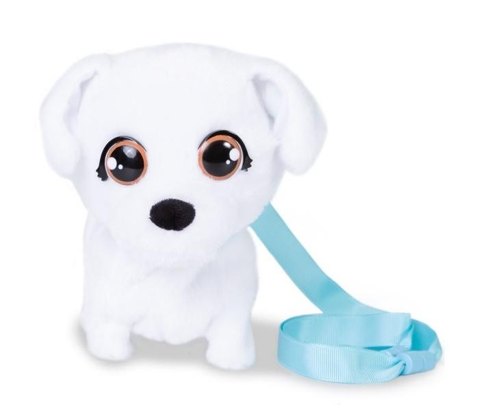 Интерактивные игрушки IMC toys Club Petz Щенок Mini Walkiez Bichon